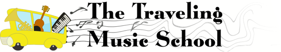 The Traveling Music School, Inc. Logo